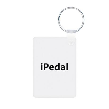 iPedal Aluminum Photo Keychain