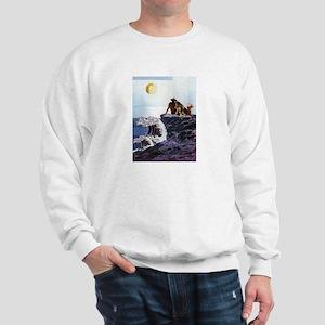 Rottweiler Mix Sweatshirt