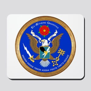 The Great Army SIGINT Seal Mousepad