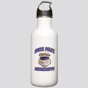 Sparta Police Sergeant Stainless Water Bottle 1.0L