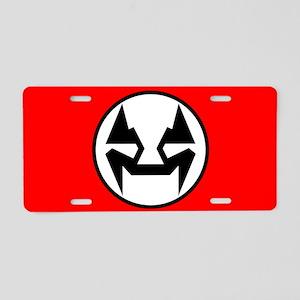 N.O.G.L. Emblem Aluminum License Plate