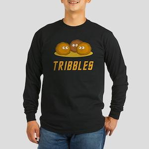 Tribbles Long Sleeve Dark T-Shirt