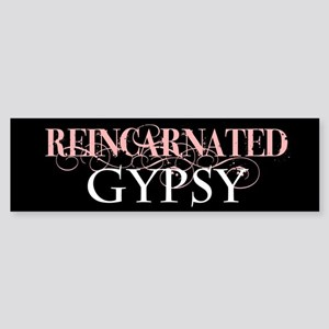 gypsy1 Bumper Sticker