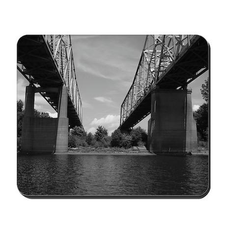 Twin Bridges Mousepad