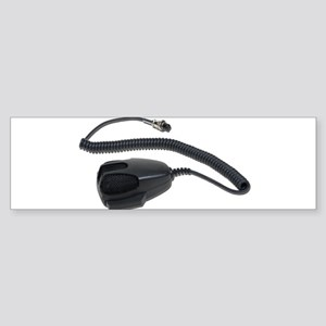 Hand Microphone Cable Sticker (Bumper)