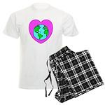 Love Our Planet Men's Light Pajamas