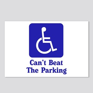Can't Beat the Parking Postcards (Package of 8)