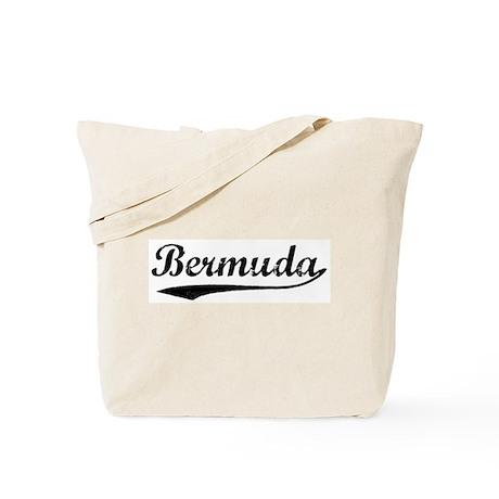 Vintage Bermuda Tote Bag