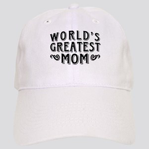 World's Greatest Mom Cap