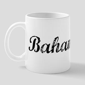 Vintage Bahamas Mug