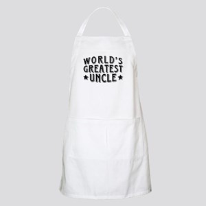 World's Greatest Uncle Apron