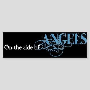 Angels Bumper Sticker