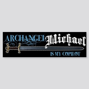Michael Bumper Sticker