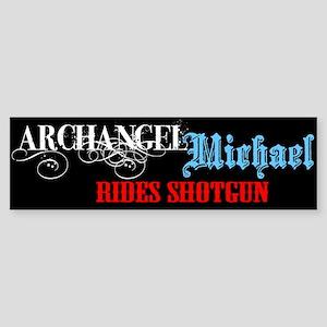 Archangel Michael Bumper Sticker