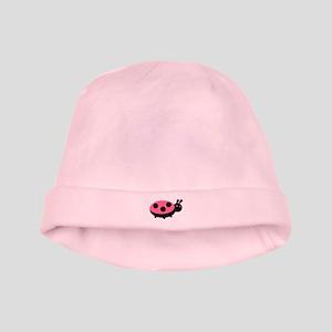 Lovely Ladybug baby hat