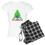 Christmas and Hanukkah Women's Light Pajamas