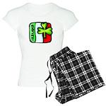 Irish Flag of Ireland Women's Light Pajamas