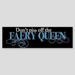 Faery Queen Bumper Sticker