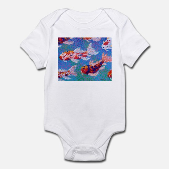 Koi Infant Bodysuit