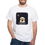 Labcutus of Dog White T-Shirt