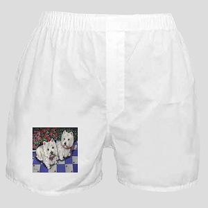 WESTIE SUMMER BREEZE Boxer Shorts
