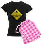 Sleep Deprived Parent Women's Dark Pajamas
