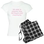 Post-Materntiy Women's Light Pajamas