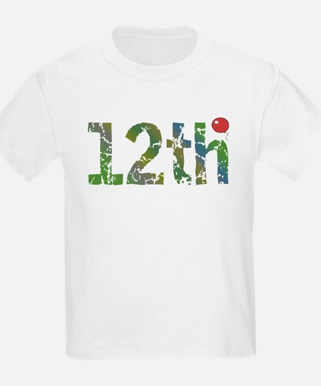 12th Birthday T-Shirt