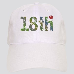 18th Birthday Cap