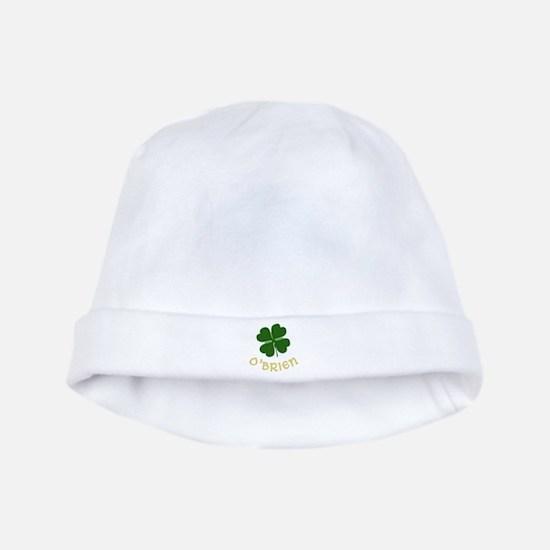 Irish O'Brien baby hat
