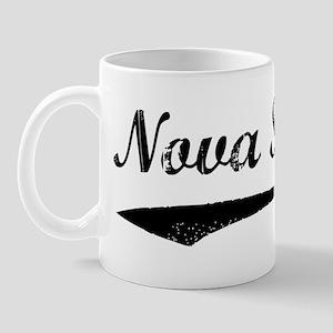 Vintage Nova Scotia Mug