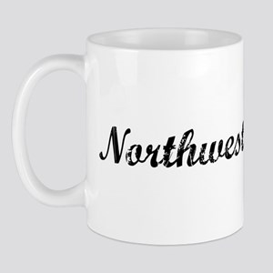 Vintage Northwest Territories Mug