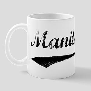 Vintage Manitoba Mug