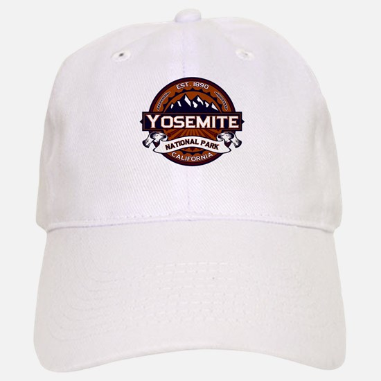 Yosemite Vibrant Baseball Baseball Cap