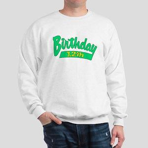 12th Birthday Sweatshirt