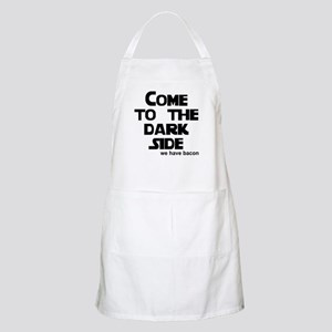 Come to the dark side we have Apron