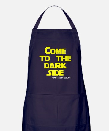Come to the dark side we have Apron (dark)