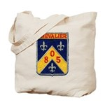 USS CHEVALIER Tote Bag