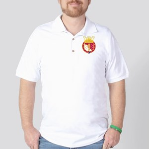 DUI - 36th Engineer Bde Golf Shirt