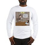 Hospital Delivery Mix-Up Long Sleeve T-Shirt