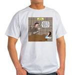 Hospital Delivery Mix-Up Light T-Shirt