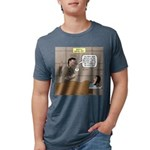 Hospital Delivery Mix-Up Mens Tri-blend T-Shirt