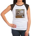 Hospital Delivery Mix- Junior's Cap Sleeve T-Shirt