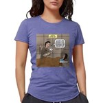 Hospital Delivery Mix-Up Womens Tri-blend T-Shirt