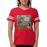 Hospital Delivery Mix-Up Womens Football Shirt