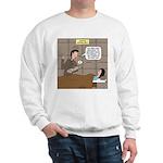 Hospital Delivery Mix-Up Sweatshirt