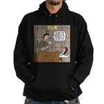 Hospital Delivery Mix-Up Hoodie (dark)