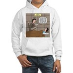 Hospital Delivery Mix-Up Hooded Sweatshirt