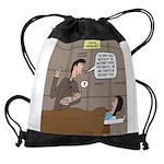 Hospital Delivery Mix-Up Drawstring Bag