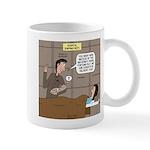 Hospital Delivery Mix-Up 11 oz Ceramic Mug